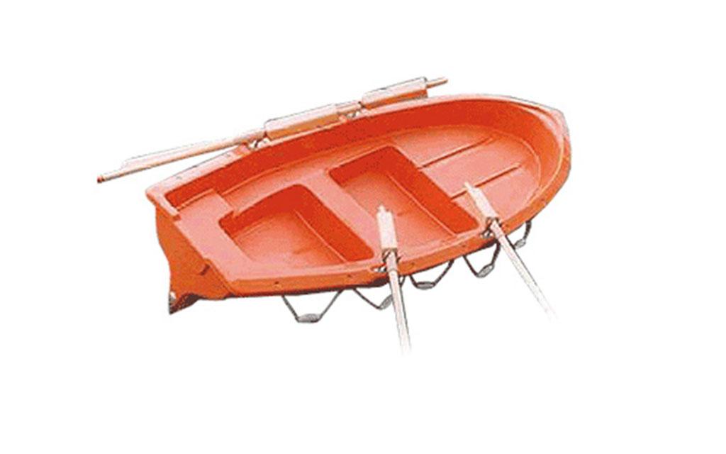Rettungsboot 380